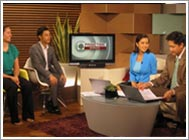 Tv Interview on Your plan for natural scoliosis prevention and treatment interview channelnews asia