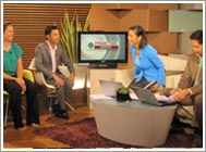 Tv Interview on Your plan for natural scoliosis prevention and treatment interview 2