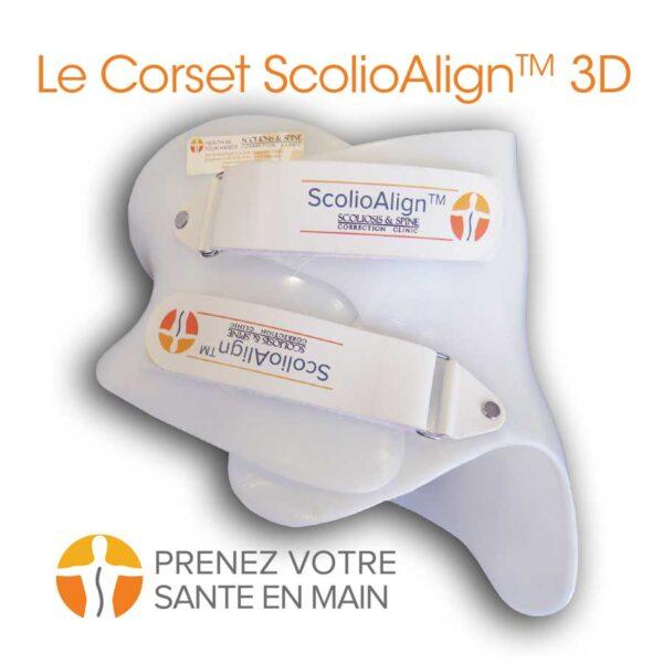 Le Corset ScolioAlign™ 3D