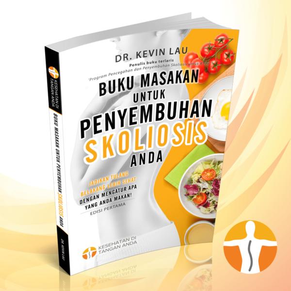 Buku Masakan Atasi Skoliosis