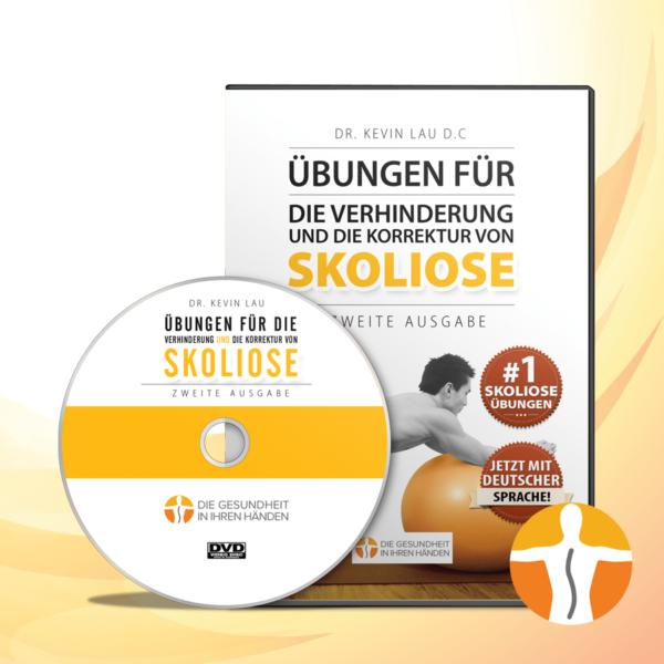 Skoliose-Übungs-DVD