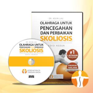 DVD Olahraga Skoliosis