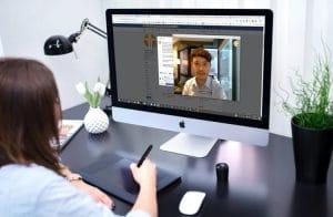 Skype会诊